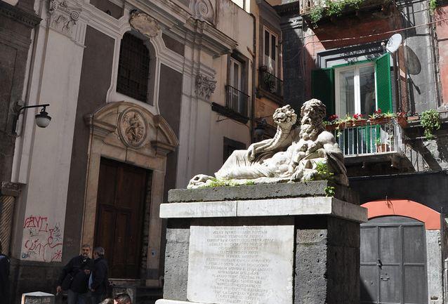 Napoli-centro storico