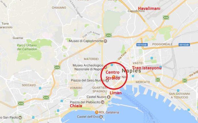 Napoli-harita