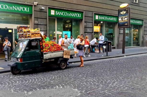Napoli-sokakları
