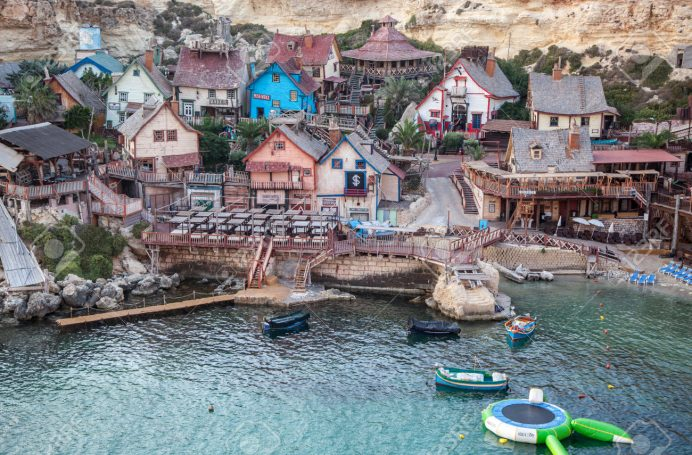 Popeye_Village_Fun_Park_Malta