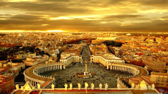 Vatikan Roma
