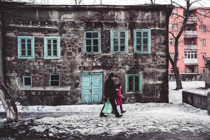 kars sokakları