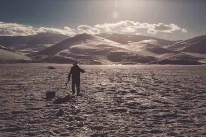 kars - çıldır - gölü