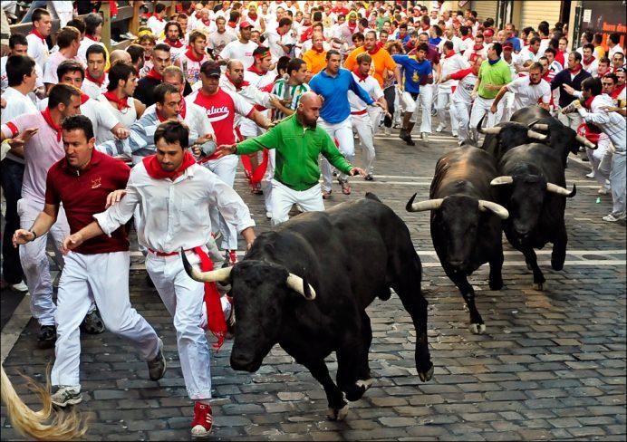 boğa-festivali-ispanya