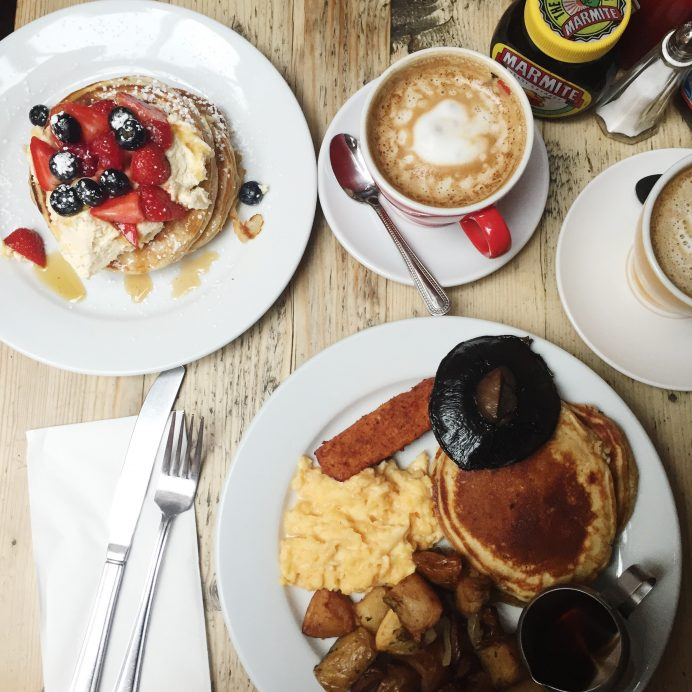 londra - yemekleri - kahvaltı