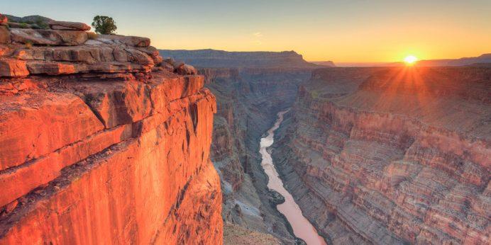 Büyük Kanyon Ulusal Parkı ABD ( Manzara Fotoğrafları )