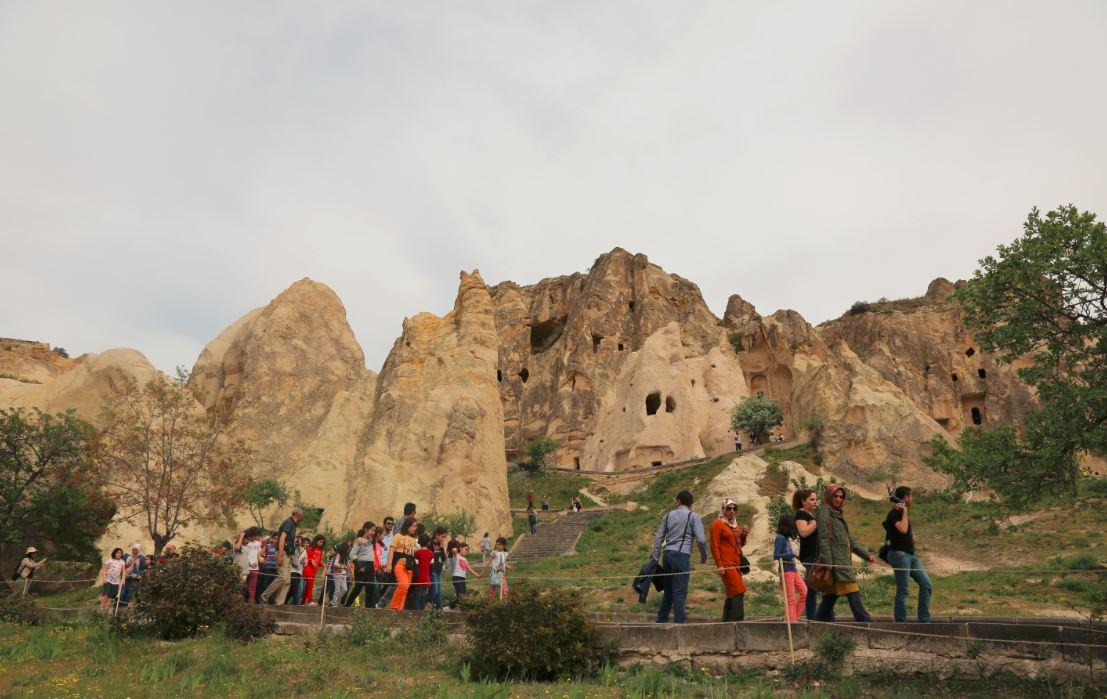 Kapadokyada Gezilecek Yerler FULL LİSTE  Birhayalinpeşinde