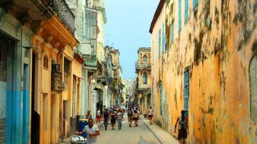 havana - sokakları- küba