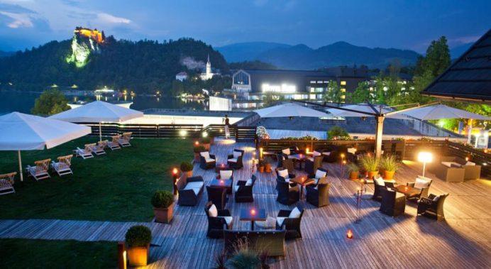 Hotel_Kompas_Bled_Gölü