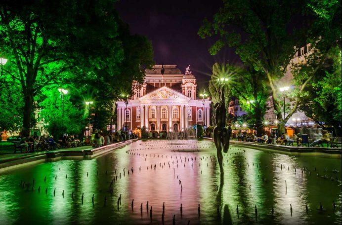 ivan_vazov_ulusal_tiyatro_sofya_bulgaristan_başkenti_şehirleri