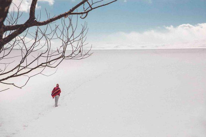 kars - kar - manzaralar