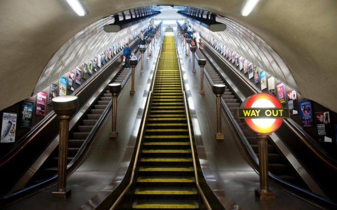 londra - metrosu - londrada - ulaşım