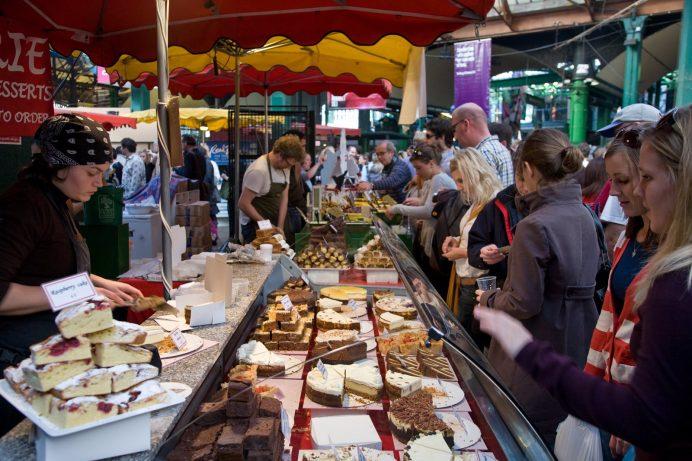 Londra'da Yeme İçme: Londra Yemek Kültürü