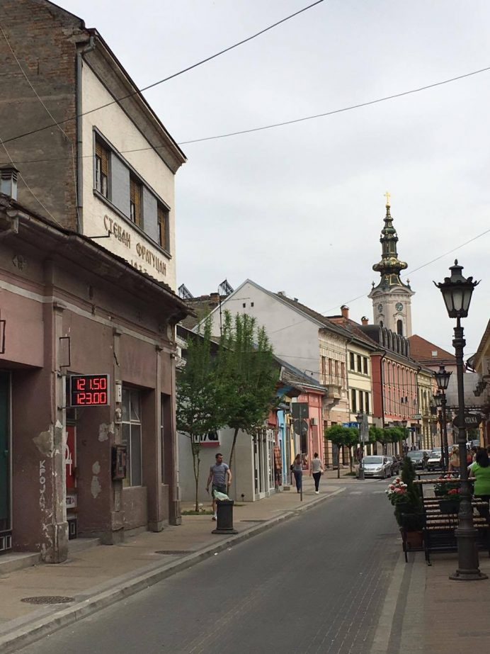 novi-sad-sokakları