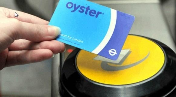 oyster - kart - londra - ulaşım