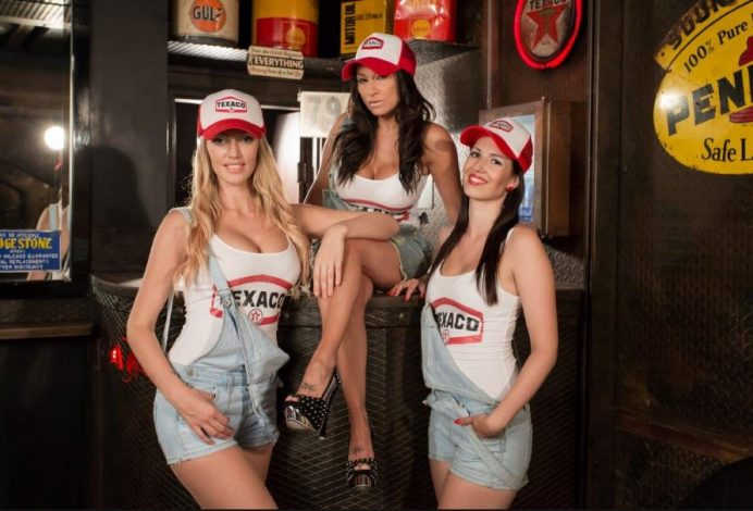 James_Dean_Prague_Texaco_Girls