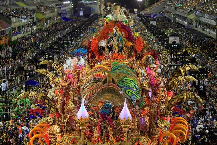 rio-karnavalı