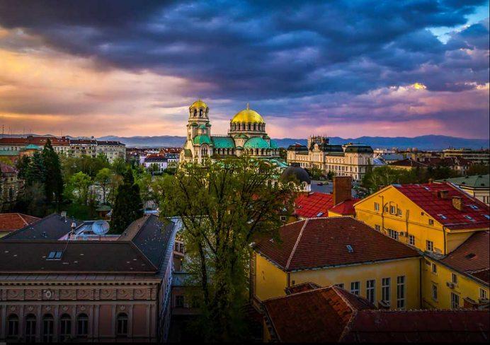 sofya_Alexander_Nevsky_Katedrali_bulgaristan_başkenti_şehirleri