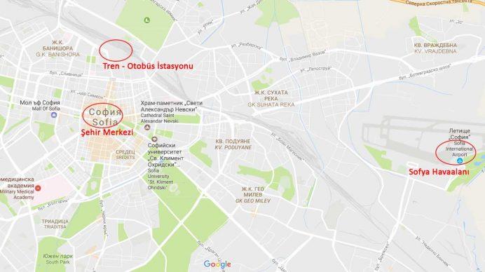 sofya_haritası_bulgaristan_gezilecek_yerler_nerede