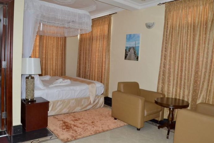 Darüsselam Lantana Hotel - Tanzanya.