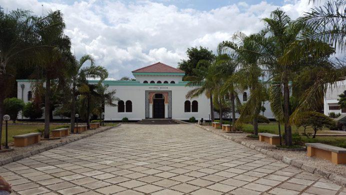 Tanzanya Ulusal Müzesi - Darüsselam.