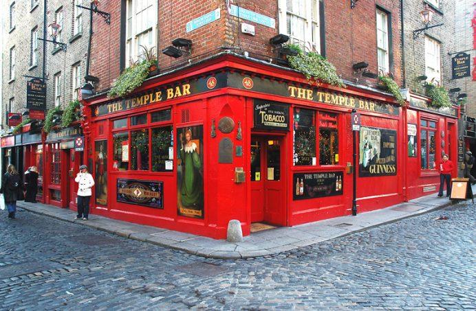 İrlanda_Dublin_şehir_merkezi
