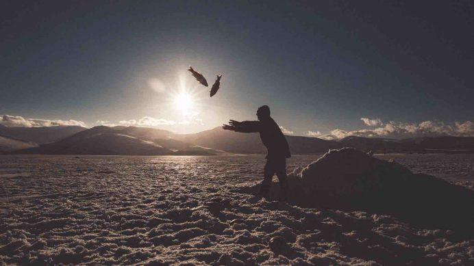 atalayın - yeri - çıldır - gölü - kars