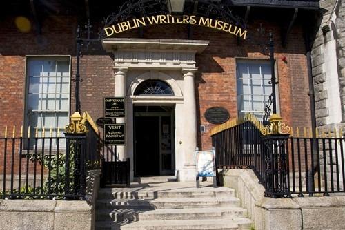 Dublin_Yazarlar_Müzesi