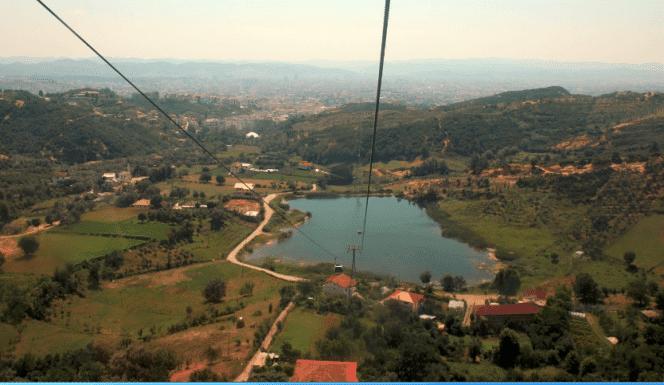 Arnavutluk-Gezilecek-Yerler-Dajti-dağı