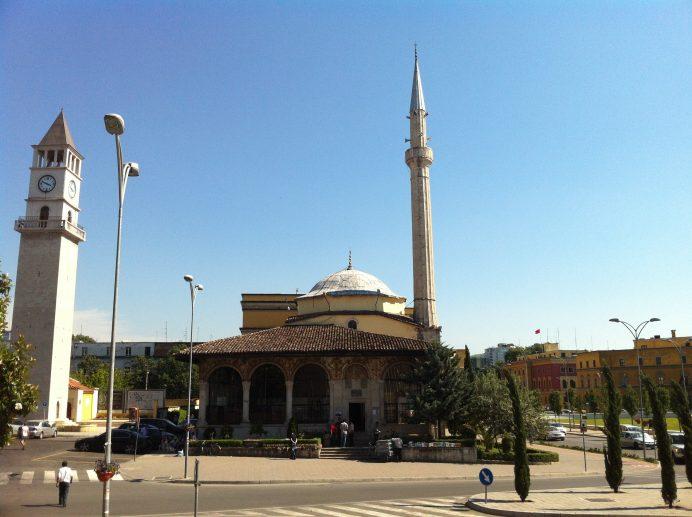 Ethem-Efendi-Camii-Arnavutluk-Tiran