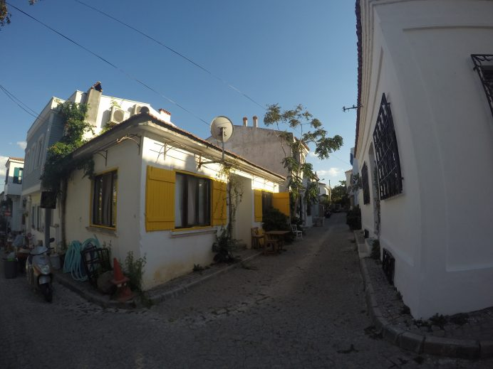 tek katlı ev resimi