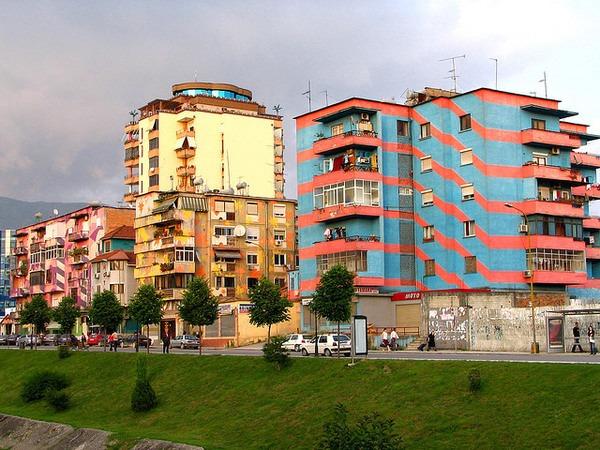 Tiran-Arnavutluk-