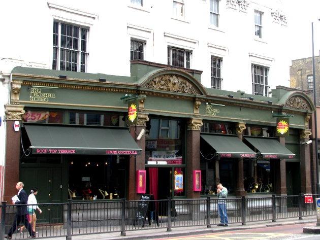 Londra Eğlence Yerleri: Londra'da Teras Barlar Çok Popülerdir