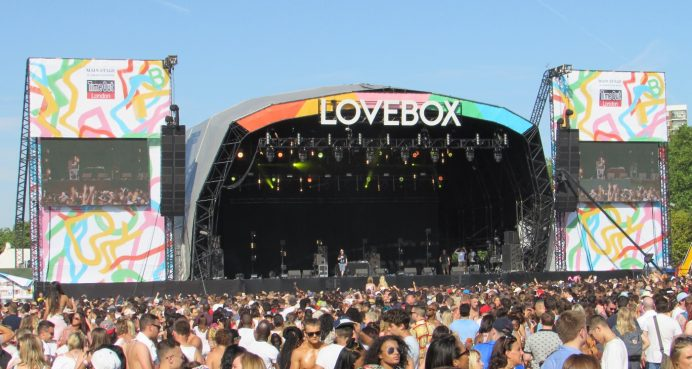 Londra Festivalleri