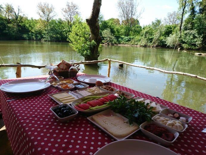 Ağva-Şelale-Piknik-Alanı