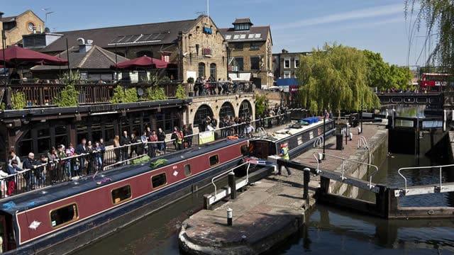 Camden Town-Londra'da Gezilecek Yerler-İngiltere Gezilecek Yerler-İngiltere Londra