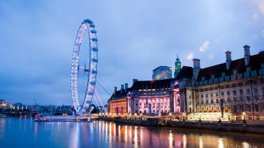 London Eye-Londra Gezilecek Yerler-İngiltere Londra