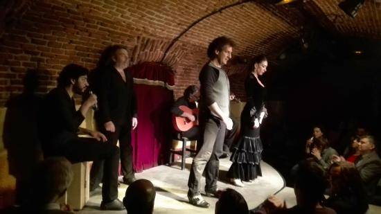 Madrid Gece Hayatı: Sala Torero'da Flamenko