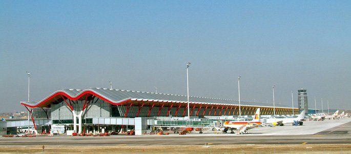 Madrid Uluslararası Havalimanı
