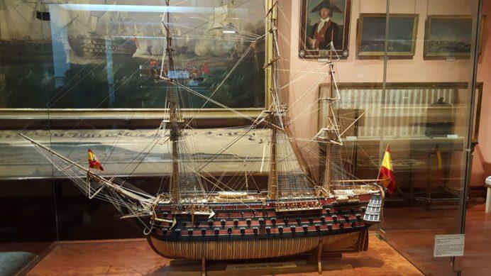 Madrid Gezilecek Yerler: Museo Naval