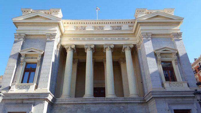 İspanya'nın Başkenti Madrid'de yer alan Altın Sanat Üçgeni - Prado Müzesi