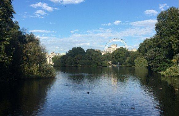 Londra Gezilecek Yerler Blog-St. James's Park
