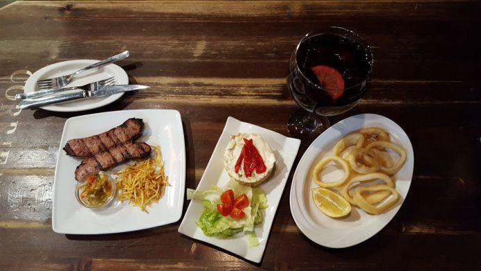 Madrid'de İspanyol mutfağının iki gözbebeği: tapas ve sangria