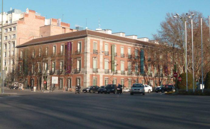 Madrid Gezilecek Yerler: Thyssen - Bornemizsa Müzesi