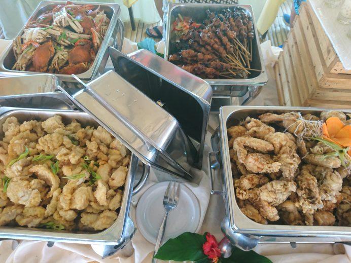 Bohol-Adası-Loboc-Nehri-Yüzen-Restaurant-Menü