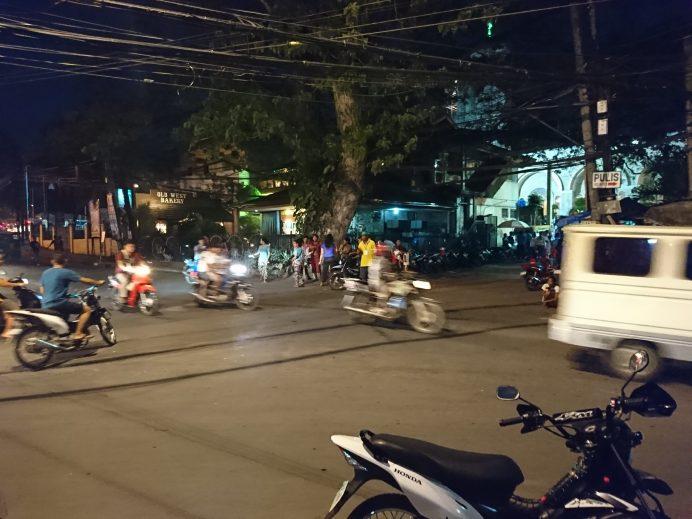 Filipinler-Bohol-Adası-Sokakları