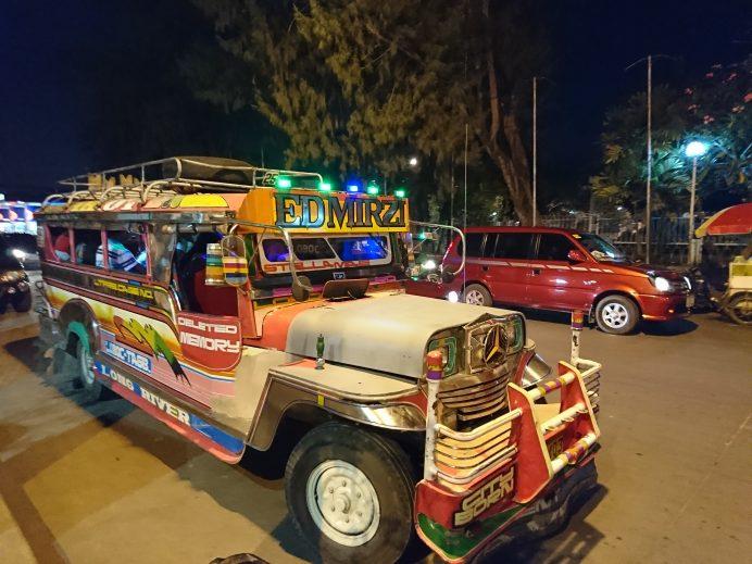 Filipinler-Bohol-Ulaşım