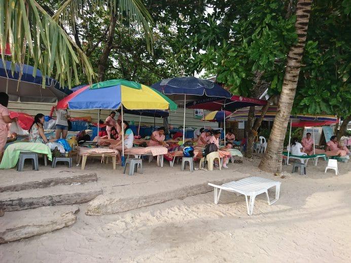 Filipinler-Bohol-Adası-Masaj