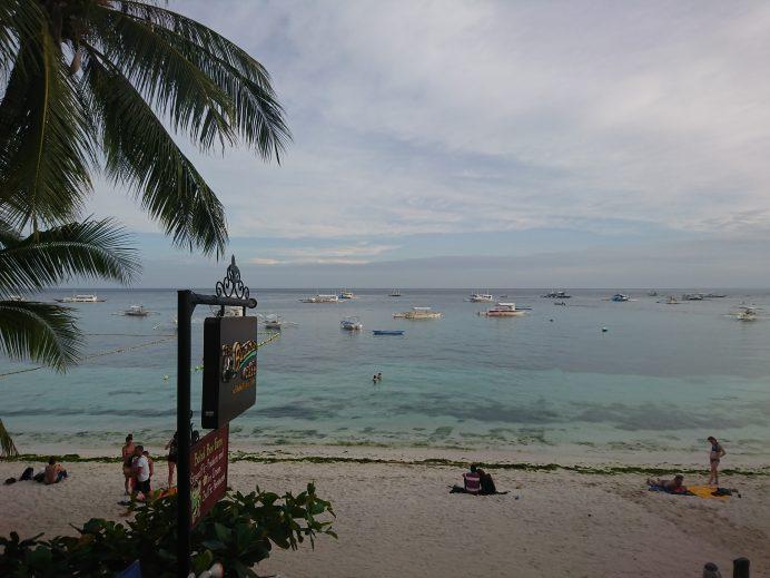 Filipinler-Alona-Beach