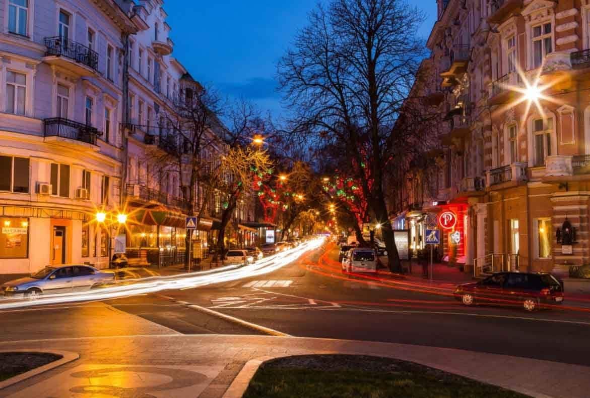 Ukraynanın en iyi tatil beldeleri